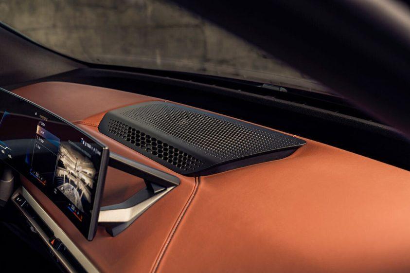 BMW iX gets Bowers Wilkins Diamond Surround Sound system