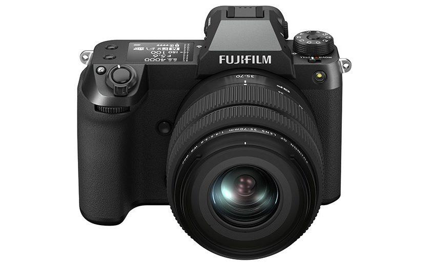 Fujifilm GFX 50S II 1