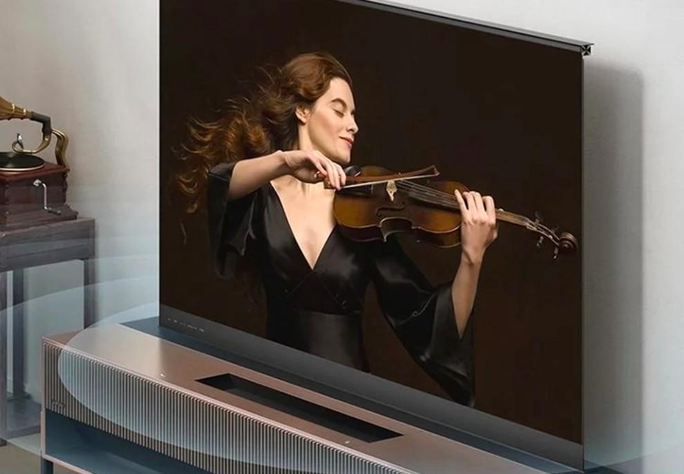 Hisense Roll UP TV