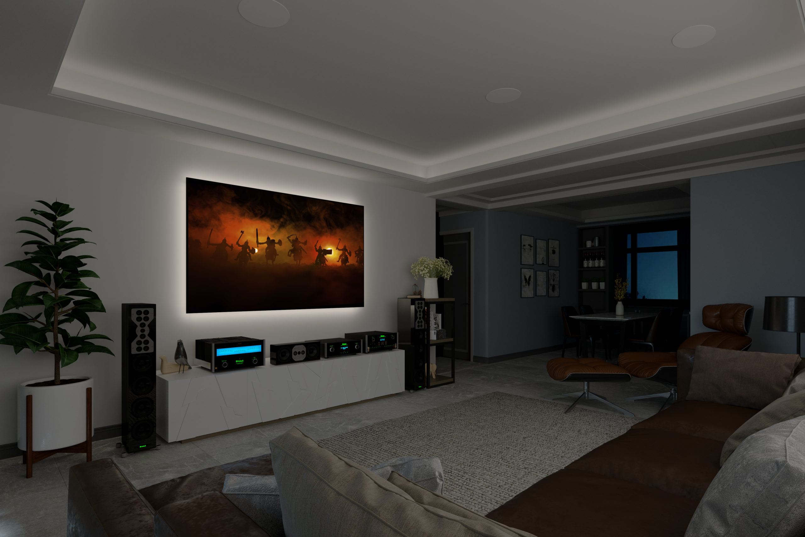 McIntosh Westchester III Home Theater System hi res scaled