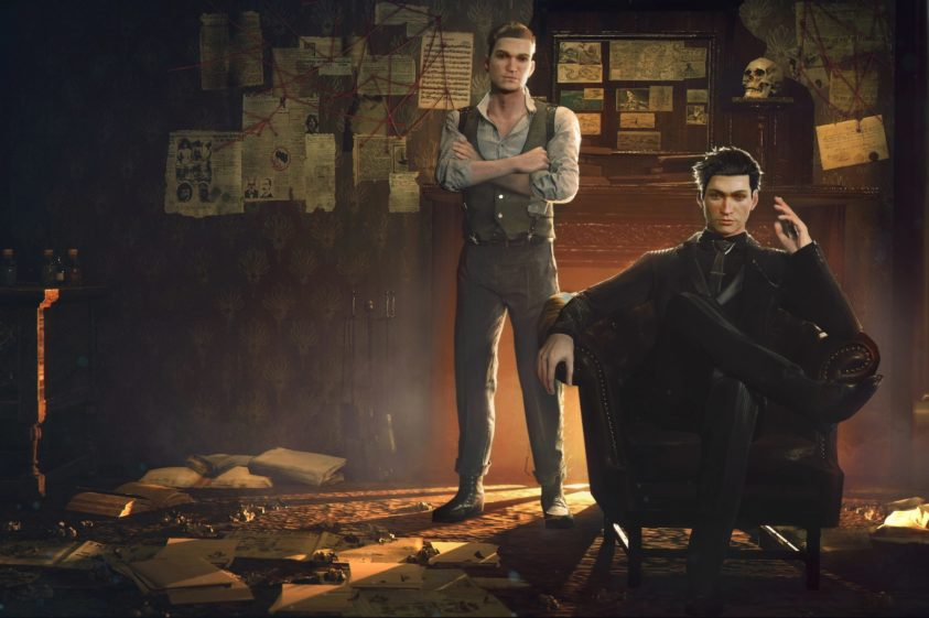 Microsoft Store Reveals Sherlock Holmes Chapter One Detective Adventure Release Date 1