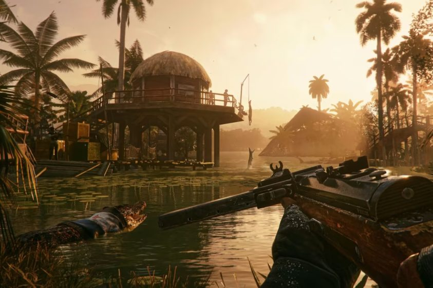 New Far Cry 6 Trailer Shows AMD FSR Technology And Ray Tracing