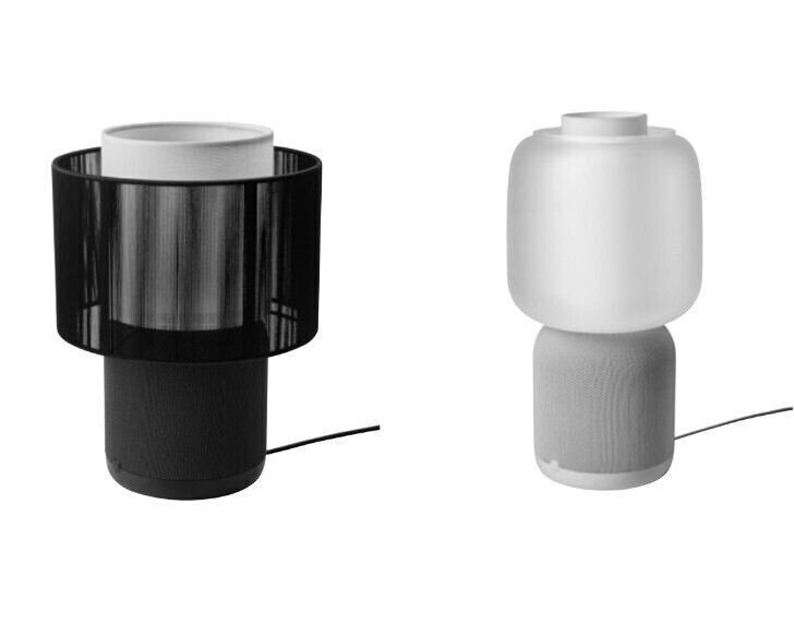 Next Generation Active Lamp Speakers From Sonos And Ikea Will Get Replaceable Lampshades