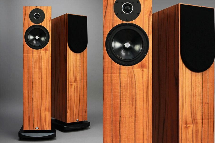 Kudos Audio launches Cardea Super 10A bookshelf speakers and Super 20A floor standing speakers