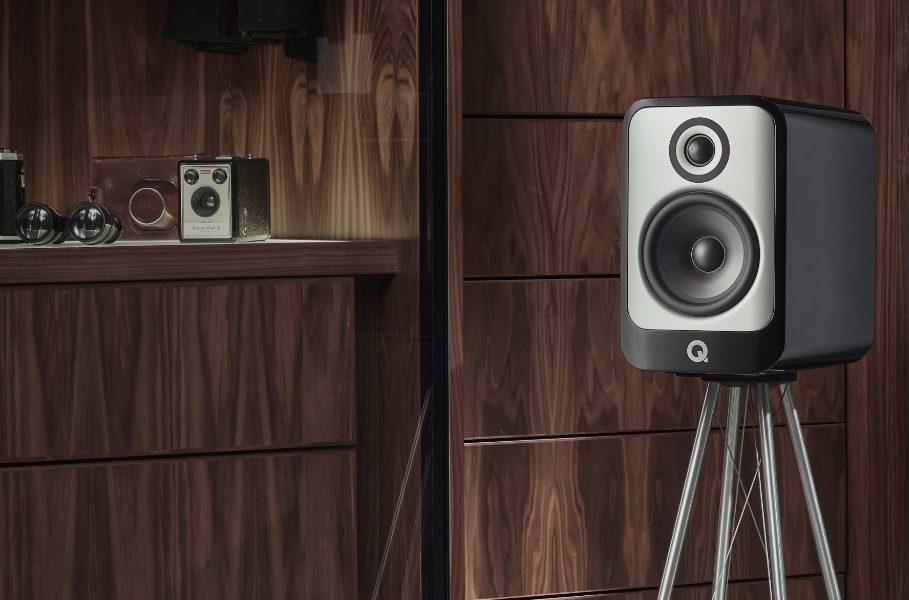 Q Acoustics unveils Concept 50 floor standing speakers and Concept 30 bookshelf speaker