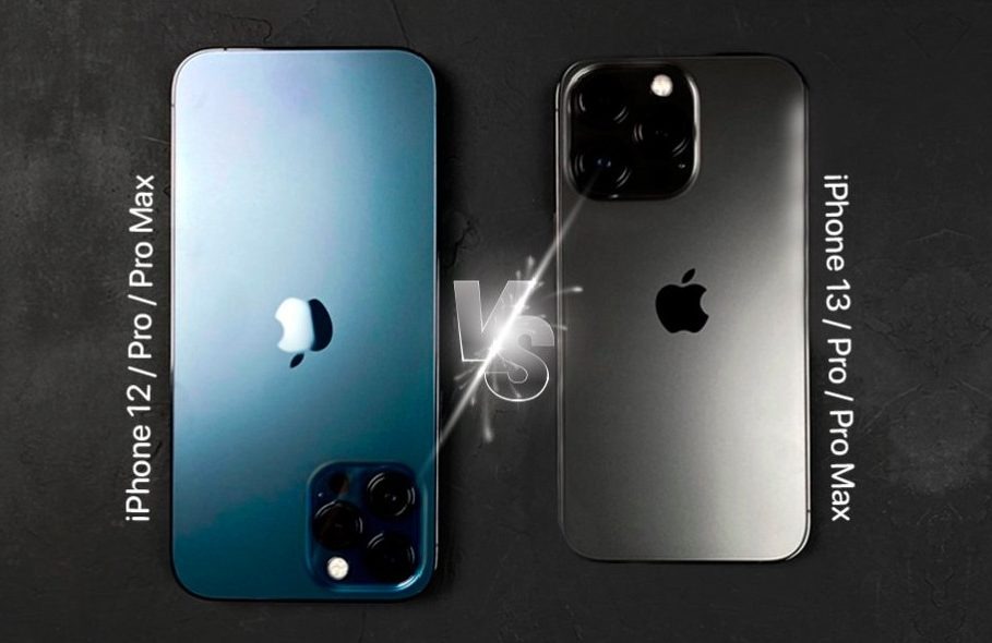 What is the difference between iPhone 13 and 12